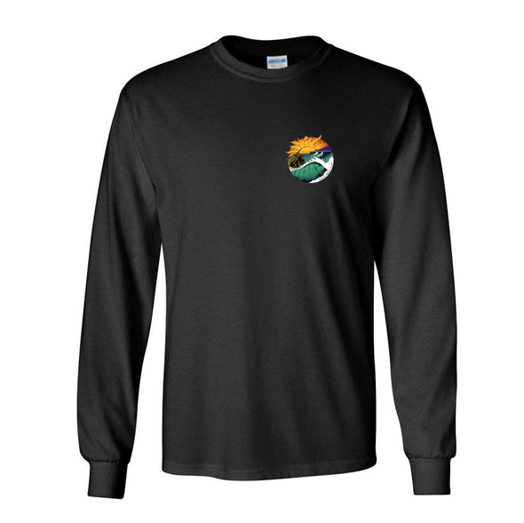 Azhiaziam Men's Piedras Long Sleeve T-Shirt - Azhiaziam