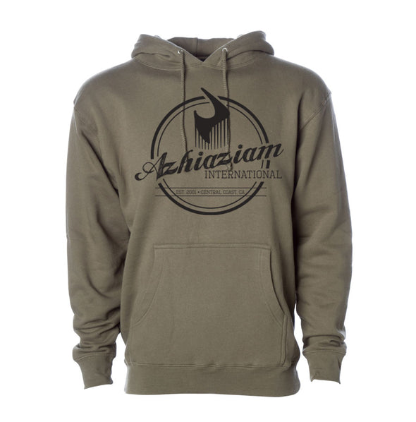 Established Pullover Hoodie - Azhiaziam