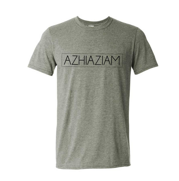 "Azhiaziam Men's ""Simple"" T-Shirt - Azhiaziam"
