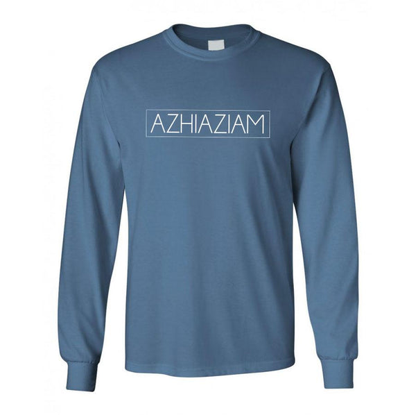 Azhiaziam Simple Long Sleeve - Azhiaziam