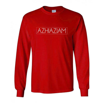 "Azhiaziam ""Simple"" Long Sleeve - Azhiaziam"