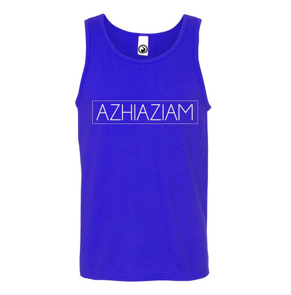 Men's Simple Tank - Azhiaziam