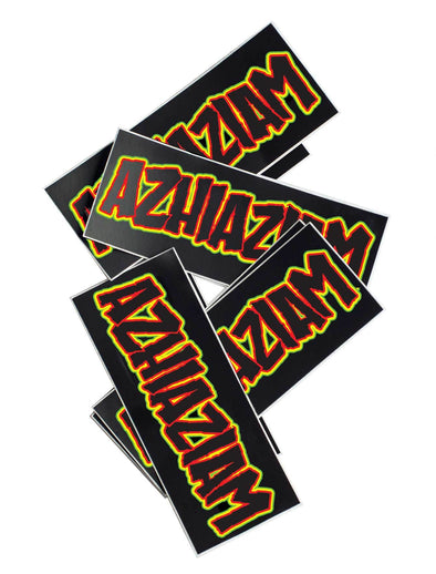 Azhiaziam Sticker 20 pack - Azhiaziam