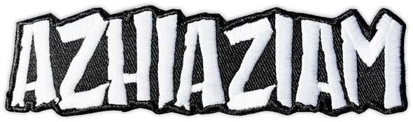 Azhiaziam Vasser Iron-On Patch - Azhiaziam