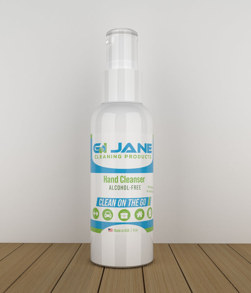 Hand Cleanser 6 oz