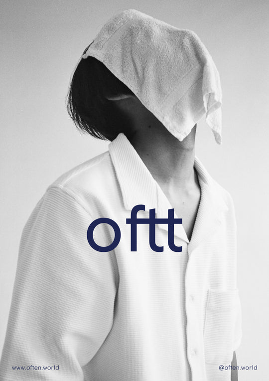 Oftt berlin fashion often menswear sustainable ss20 lookbook organic