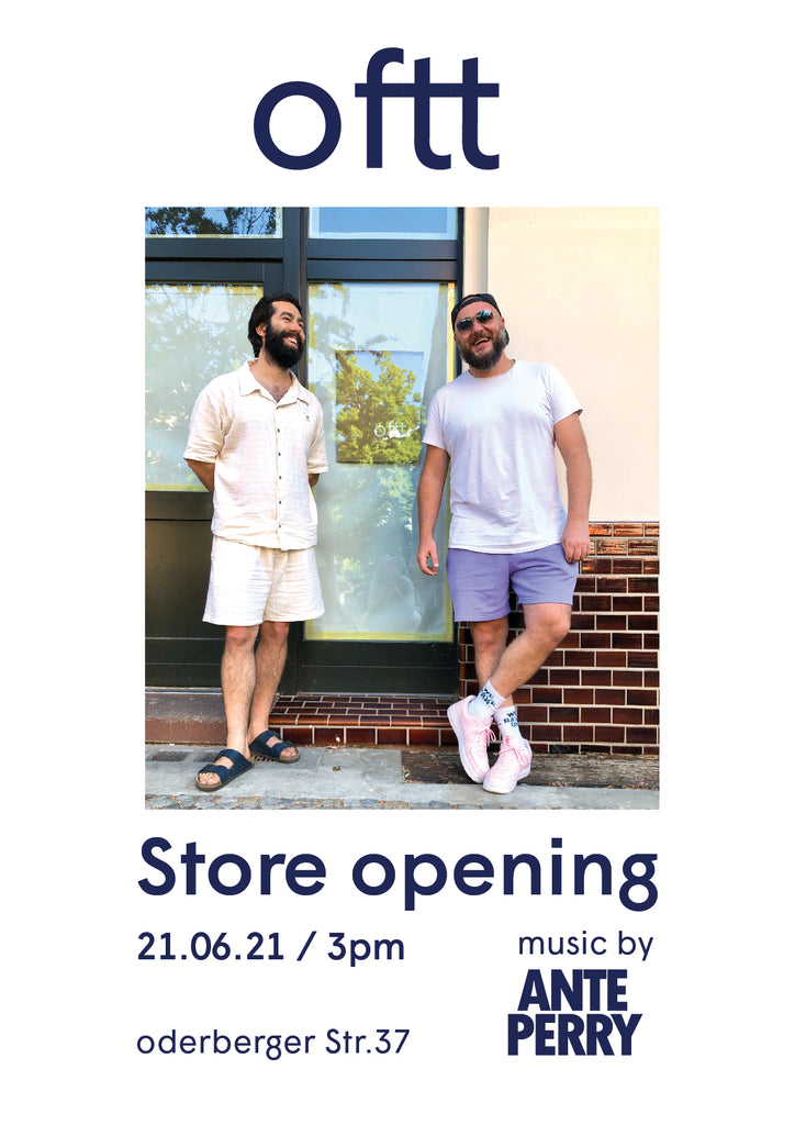 oftt store opening party