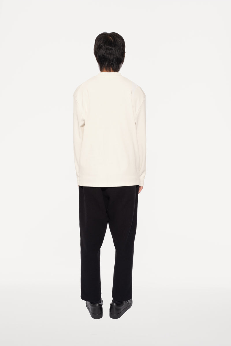 oftt - 04 - turtleneck - natural white - organic cotton - image  6