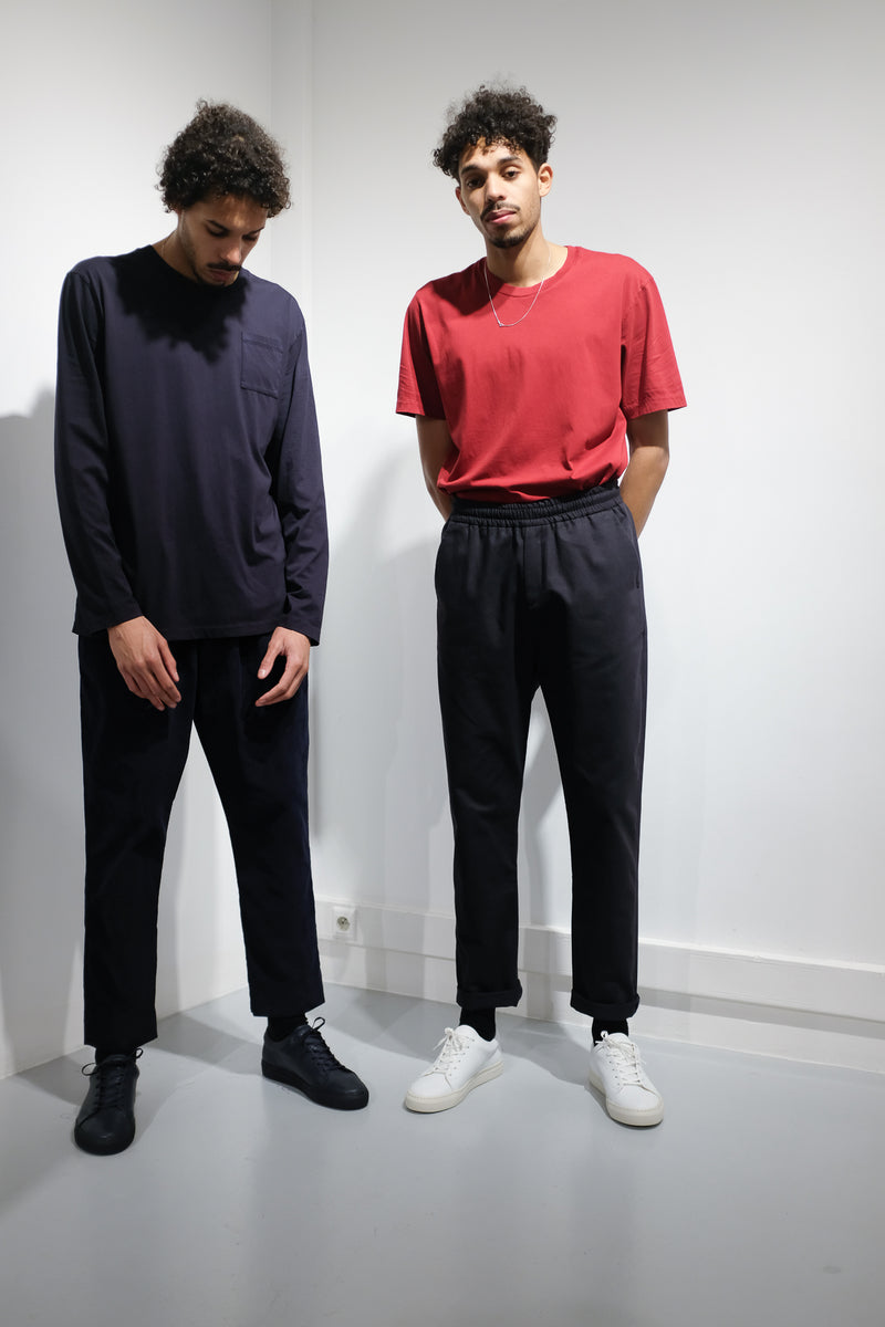 08 / Straight Leg Trousers