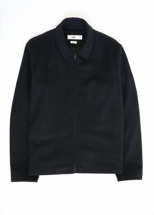 09 / Cashmere Wool Harrington