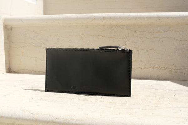 oftt - /00 - long wallet - eco certified vegan imitation leather