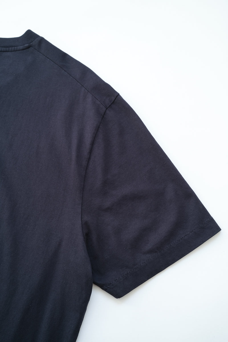oftt - 01 - perfect fit t-shirt - navy - organic cotton - image 9