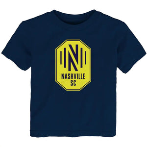 NSC Infant Fanatics Primary Logo SS Tee - Nvy