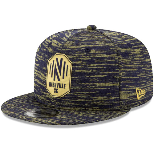 NSC Men's New Era On-Field Collection 9FIFTY Snapback Hat - Nvy