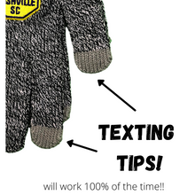 Load image into Gallery viewer, NSC Knit Gloves - Gry