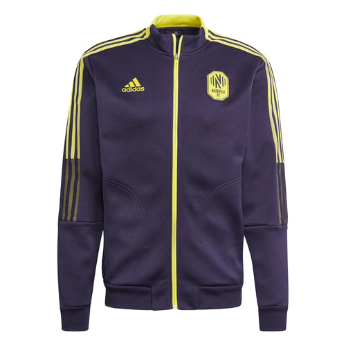 NSC Men's Adidas 2021 Anthem Jacket - Nvy