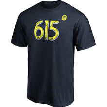 Load image into Gallery viewer, NSC Men's Fanatics 615 SS Tee - Nvy