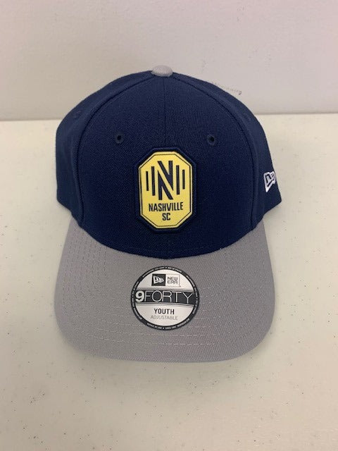 NSC Youth New Era Navy League Junior 39THIRTY Hat - Nvy