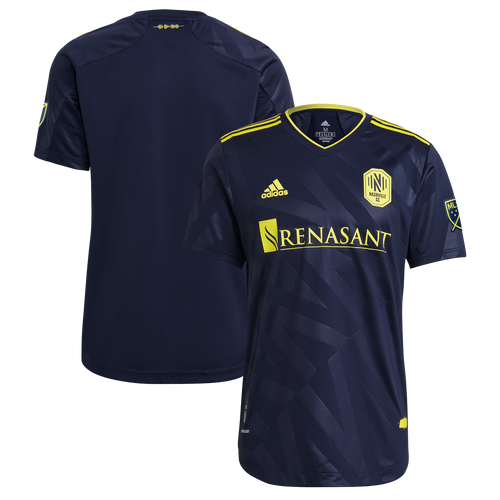 *Pre-Order* NSC Men's Adidas 2021 Nashville Vibe 2 Secondary Authentic Jersey - Nvy