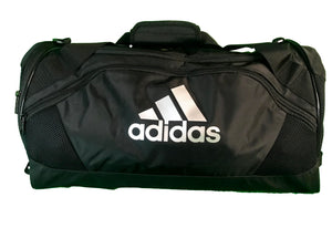 NSC Adidas Team Issued 2 Medium Duffle - Blk