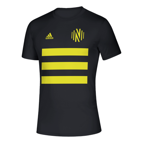 NSC Men's Adidas 2021 Quality Megs Creator SS Tee- Blk