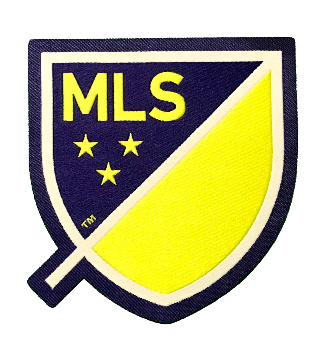 NSC MLS Primary 2020-21 Jersey Patch