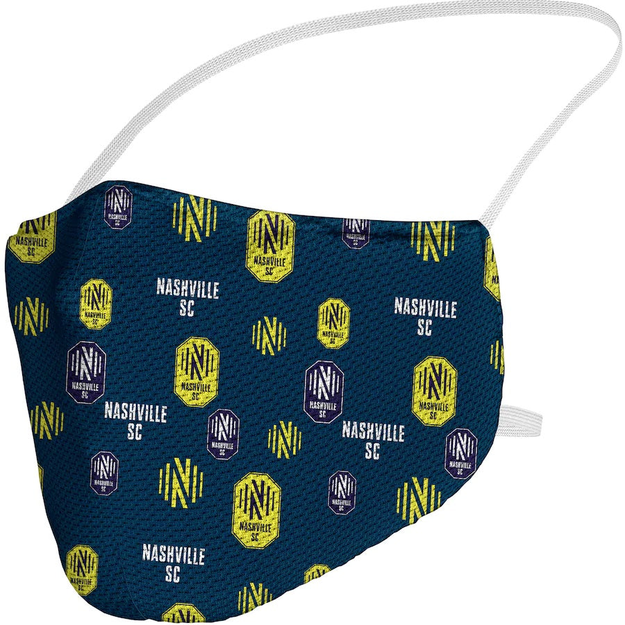 NSC All Over Logo Face Covering - Adult