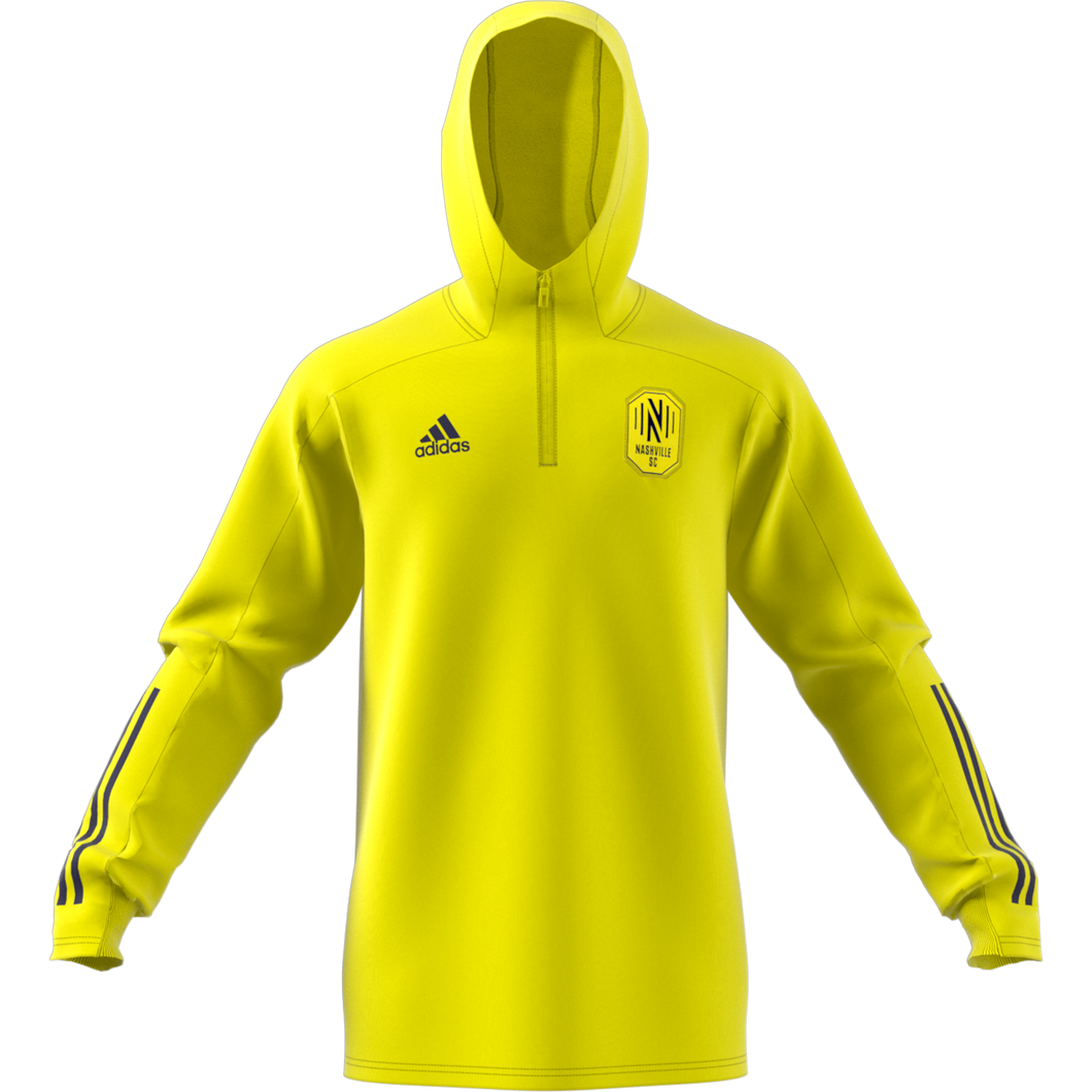 NSC Men's Adidas 2020 Travel Jacket - Ylw