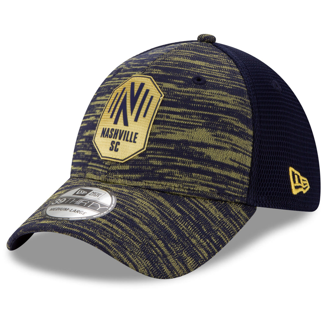 NSC Men's New Era On-Field Collection 39THIRTY Flex Hat - Nvy