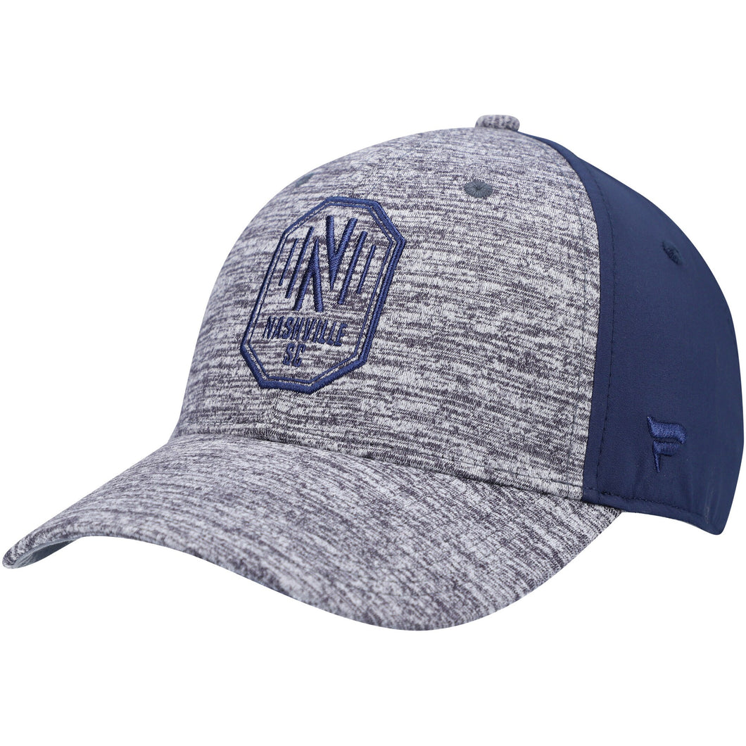 NSC Men's Fanatics Versalux Flex Hat - Nvy & Gry