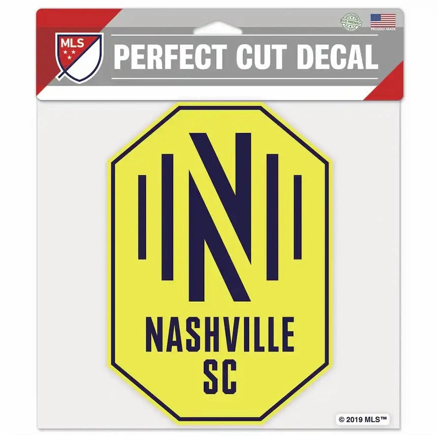 NSC 4x4 Perfect Cut Decal