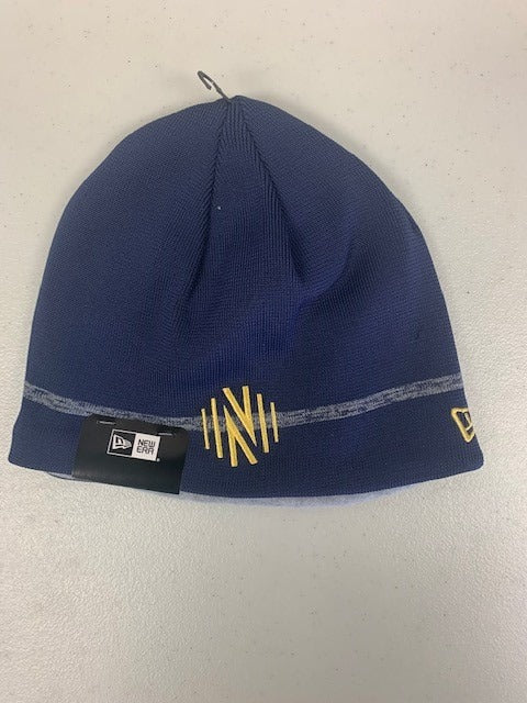 NSC Men's New Era On-Field Team Beanie - Nvy
