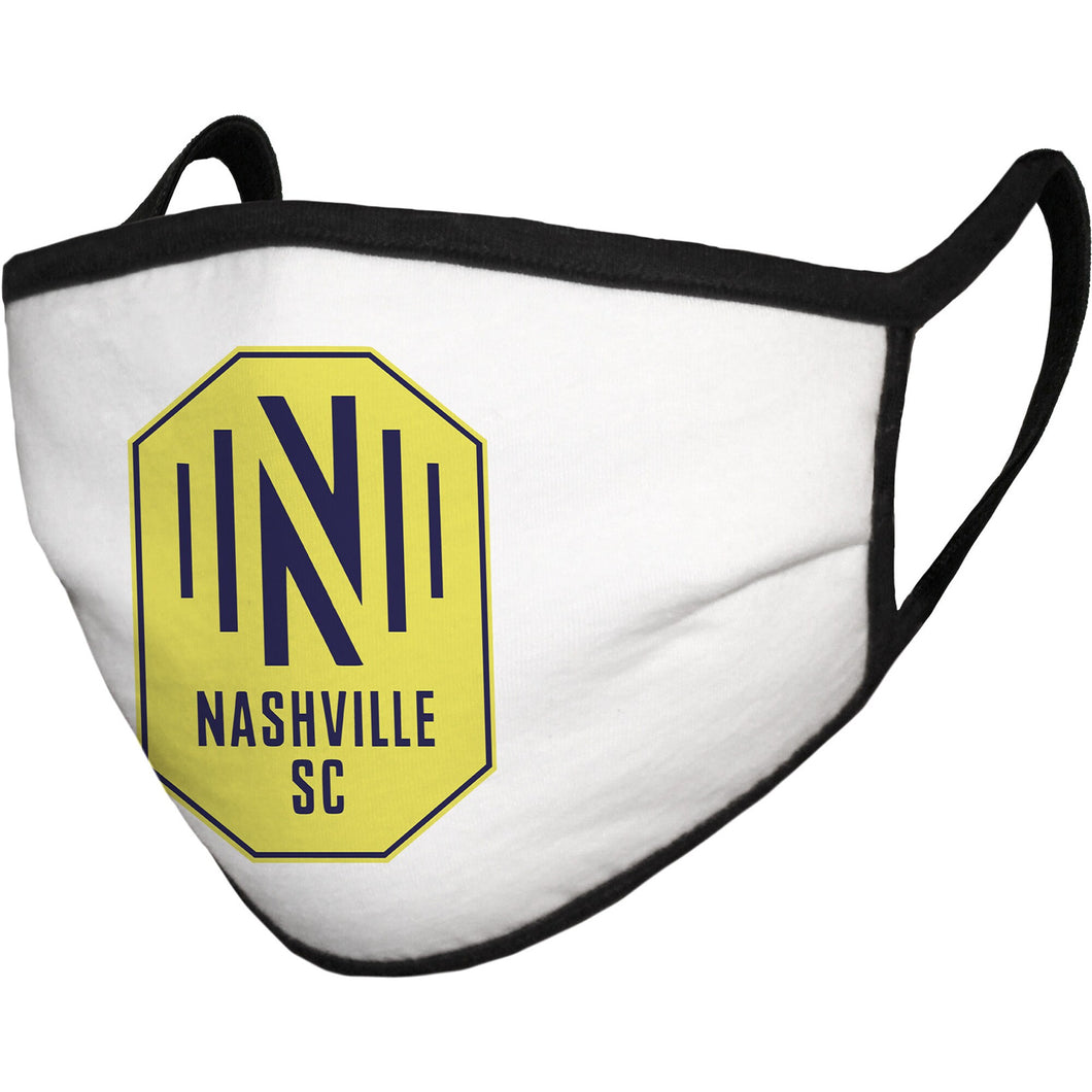NSC Logo Cloth Face Covering - Adult
