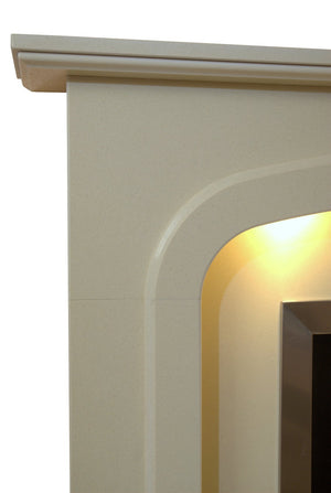 Carlton Gas G1 Package - bespokemarblefireplaces