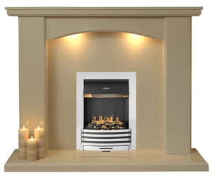 Charrington Electric E2 Package - bespokemarblefireplaces