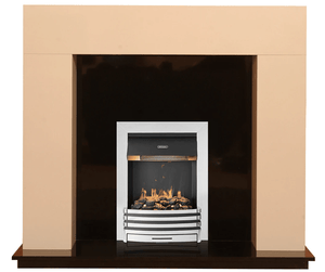 Chelmsford Electric E2 Package - bespokemarblefireplaces