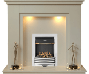Chesterfield Electric E2 Package - bespokemarblefireplaces