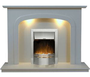 Carlton Electric E1 Fire - bespokemarblefireplaces