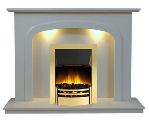 Carlton Electric E3 Fire - bespokemarblefireplaces