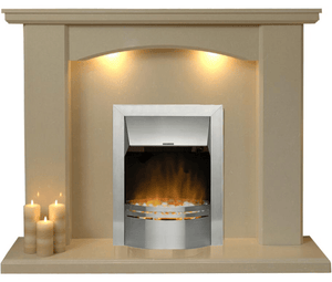 Charrington Electric E1 Package - bespokemarblefireplaces