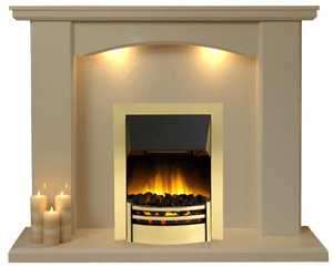 Charrington Electric E3 Package - bespokemarblefireplaces
