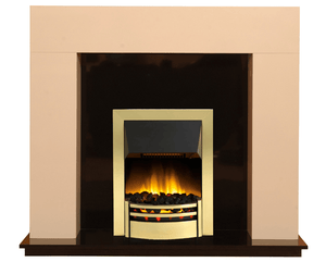 Chelmsford Electric E3 Package - bespokemarblefireplaces
