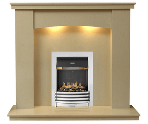 Dorchester Electric E2 Package - bespokemarblefireplaces