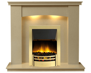 Dorchester Electric E3 Package - bespokemarblefireplaces