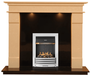 Elegance Electric E2 Package - bespokemarblefireplaces