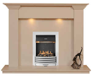 Hamilton Electric E2 Package - bespokemarblefireplaces