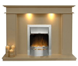 Hampton Electric E1 Package - bespokemarblefireplaces