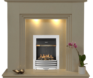 Java Electric E2 Package - bespokemarblefireplaces