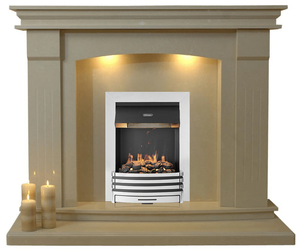 Sheridan Electric E2 Package - bespokemarblefireplaces
