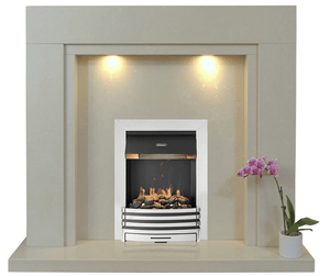 Somerset Electric E2 Package - bespokemarblefireplaces